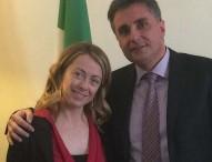 """Baldelli (Fratelli d'Italia): Saremo nelle piazze della nostra provincia per promuovere la campagna """"Stop ius soli"""" lanciata da Giorgia Meloni"""
