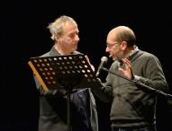 David Riondino e Dario Vergassola al teatro di Cagli