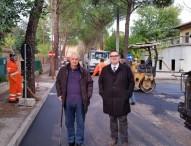 San Lorenzo in Campo, iniziate le asfaltature. Altri lavori in partenza, investimenti per 500mila euro