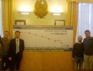 """Pergola, Giunta Baldelli presenta bilancio: """"Riduzione 43% debiti ereditati, nessun aumento tariffe"""""""