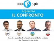 Elezioni, a Marotta va in scena il confronto tra i 4 candidati sindaco