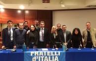 Tour provinciale di Fratelli d'Italia per difendere la sanità