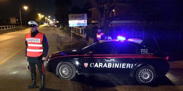 Arrestato fanese, ubriaco, fuggito dopo aver investito un ragazzo su un ciclomotore
