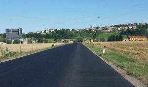 Provincia, lavori di bitumatura in alcune strade della Valcesano