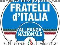Fratelli d'Italia di Pesaro-Urbino in aiuto alle popolazioni colpite dal sisma