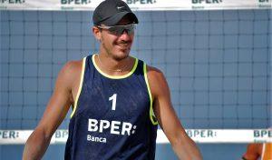 Beach Volley: il fanese Davide Alessandrini alle finali scudetto di Catania