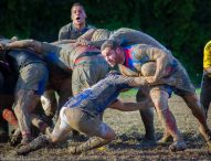 Fano Rugby spettacolare, battuto il Gran Sasso e primato consolidato