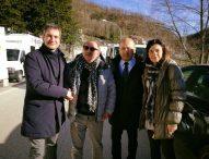 Il grande cuore di Pergola, Baldelli e Varotti ad Arquata: solidarietà per i fratelli colpiti dal sisma