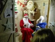 Massimo Seri diventa Babbo Natale per un giorno
