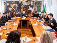 """Provincia, insediato il nuovo consiglio, Tagliolini: """"Basta tagli alle Province"""""""