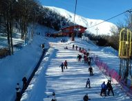Catria, gennaio magico e si continua a sciare. In programma tante novità