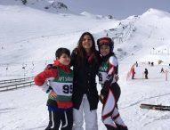 Sofia, dalle Terre del Catria alla finalissima nazionale di sci