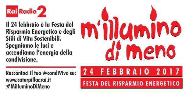 Anche Piacenza, il 24 febbraio, s'illuminerà di meno