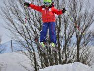 Al Catria si scia ancora: stagione invernale da record
