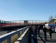Crolla ponte sull'A14, due morti