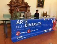 A Fano la mostra 'L'arte della diversità'