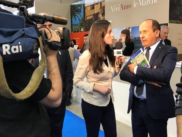Bronzi dorati e Fiera Nazionale del Tartufo, Pergola protagonista alla Bit di Milano