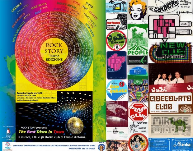 La storia delle discoteche di Fano e Pesaro negli anni '70 a Rock Story