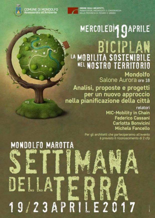 Settimana della Terra, a Mondolfo si parla di mobilità sostenibile