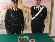 Arrestato minorenne alla stazione ferroviaria con più di due etti di marijuana