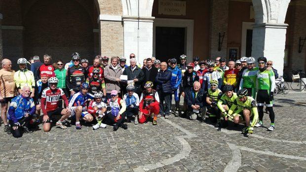 Turismo sportivo: cicloamatori da tutta Europa a Fano