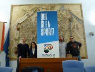 """La """"città europea dello sport"""" presenta programma e brand"""