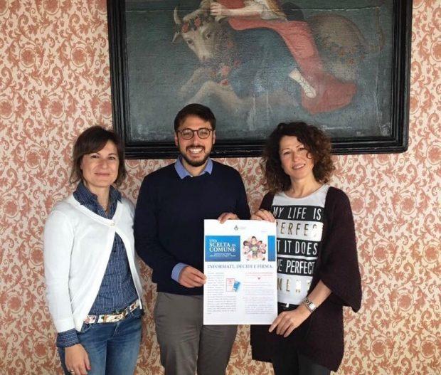 Donazione organi, a Mondolfo basta una firma in Comune per esprimere la propria volontà