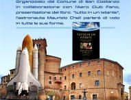 """""""San Costanzo verso le stelle"""", ospite l'astronauta Maurizio Cheli"""