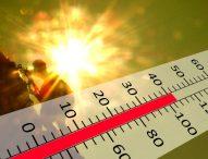 Nelle Marche ancora caldo record (+4,4 gradi) ed emergenza siccità