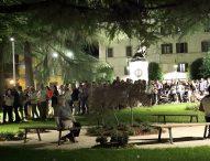 """A Pergola inaugurati i nuovi giardini, Baldelli: """"Felici di restituire alla città questo gioiello"""""""