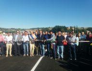 Inaugurato e aperto al traffico il nuove ponte Dell'Acquasanta
