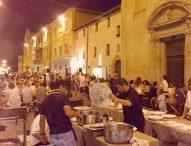 A Fossombrone la cena dei record. Attese 2.000 persone in corso Garibaldi per La Grigliata in Piazza