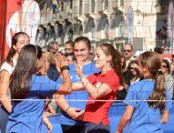 A Fano Happy Meal Sport Camp porta la ginnasta Carlotta Ferlito