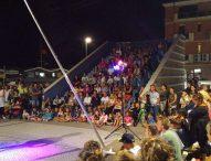 Festivalle, boom di presenze: incantano gli artisti di strada