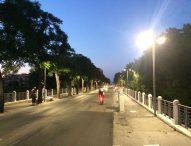 Fano, nuova illuminazione a led in via Battisti e Cavallotti