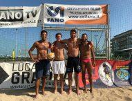 Il Csi Fano saluta l'estate con il torneo di beach volley