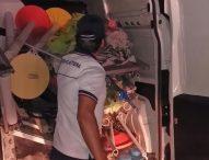 Spiaggia libera, operazione notturna della Guardia costiera: sequestrati 108 ombrelloni