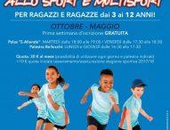 Csi Pesaro Urbino torna in campo per la stagione sportiva 2017 2018