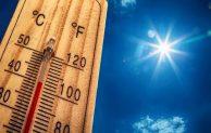 Ad agosto caldo record con +7,2 gradi, resta alto allarme siccità