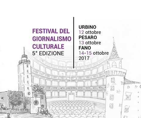 Presentato il programma della quinta edizione del Festival del giornalismo culturale
