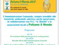 """A San Lorenzo in Campo Amministrazione comunale e scuole insieme per """"Puliamo il Mondo"""""""