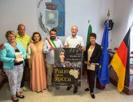 Al via il Palio della Rocca, ospite d'onore il sindaco della città tedesca di Rüdeshein Am Rhein