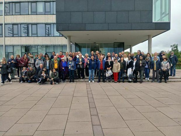 Fano in trasferta a Rastatt per i Giochi del Gemellaggio
