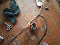 Rubavano energia elettrica al vicino, a San Costanzo due fratelli nei guai