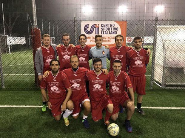 A Pesaro e Fano entrano nel vivo i campionati di calcio a 5 organizzati dal Csi