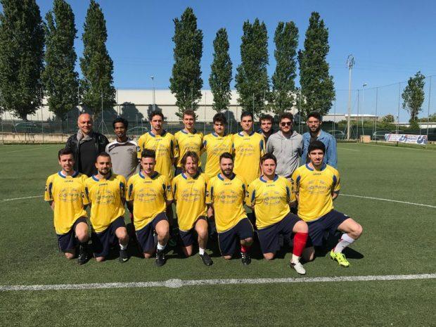 Calcio a 8 CSI Pesaro Urbino, risultati sesta giornata