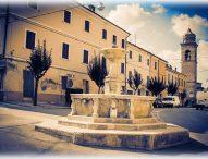 Art Bonus, a San Lorenzo in Campo la fontana del centro storico si rifà il look