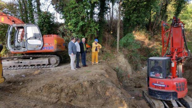 """San Lorenzo in Campo, cantieri aperti in tutto il territorio. Dellonti: """"Investiti oltre 250mila euro sulle strade"""""""