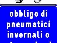 Marche, Anas: dal 15 novembre scatta l'obbligo di catene o pneumatici invernali
