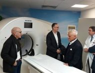 Inaugurata agli Ospedali riuniti di Ancona la Tac più potente del mondo
